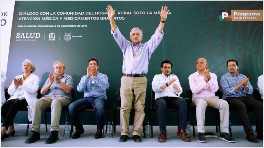 JR anuncia visita de AMLO a Tamaulipas el próximo 26 de enero