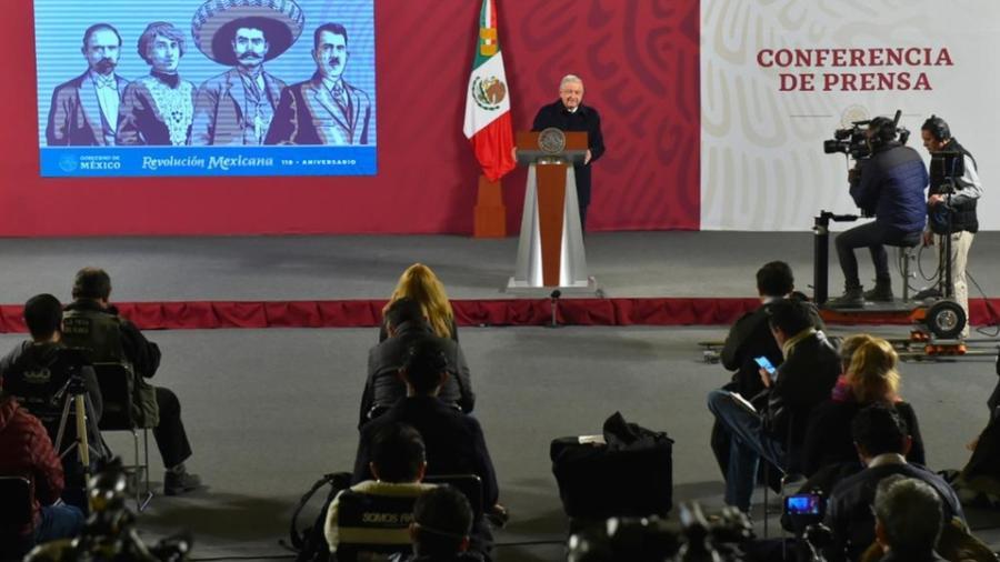 Revolución mexicana, COVID-19, esto y más en conferencia matutina de AMLO