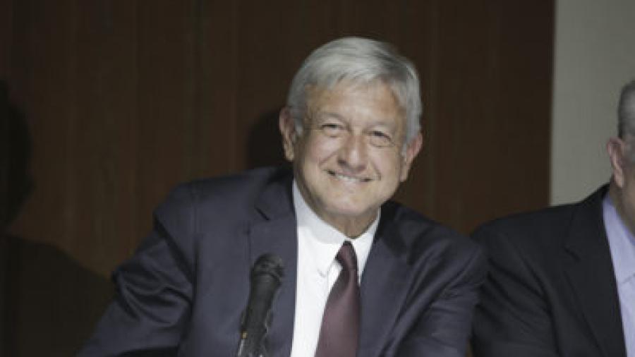 Eliminará AMLO pensión para ex presidentes en 2019