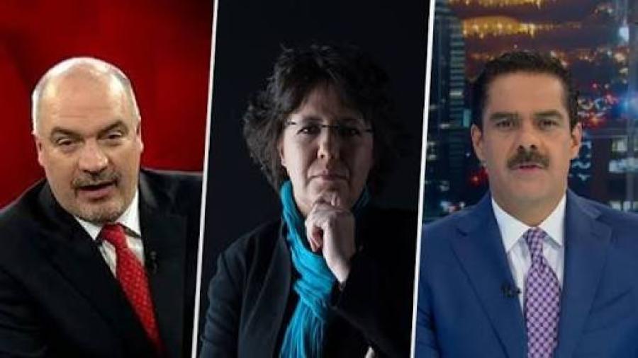 Gabriela Warkentin, Carlos Puig y Javier Alatorre moderarán tercer debate