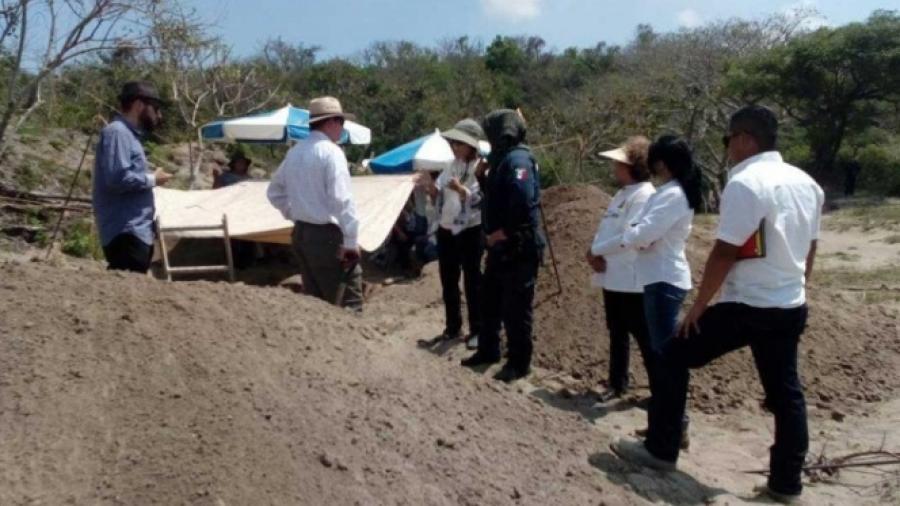 En busca de nueva fosa en Veracruz con 500 cuerpos