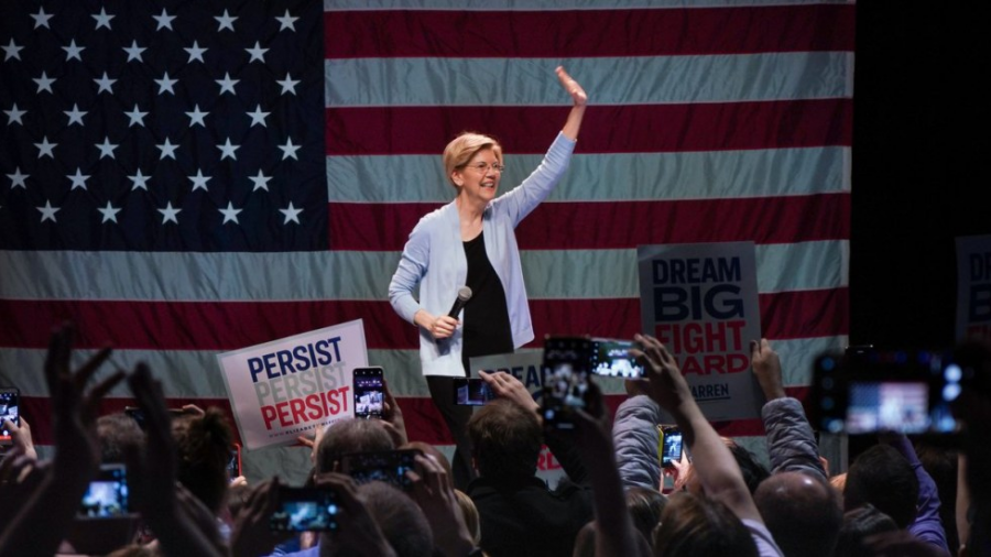 Exige Elizabeth Warren Juicio político contra Trump