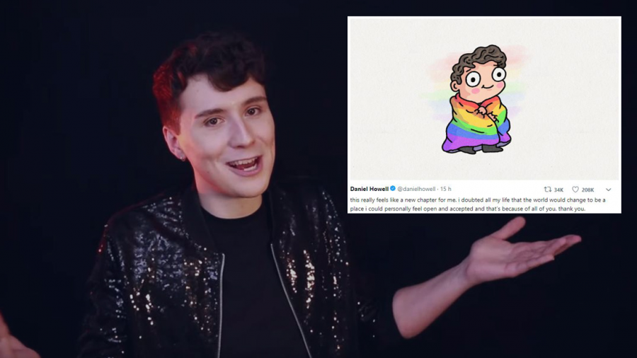 Dan Howell anuncia que es gay