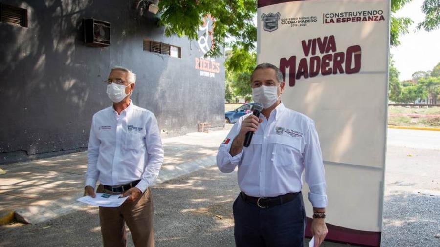 Gobierno Maderense mitigará inundaciones con importante Obra Hidráulica