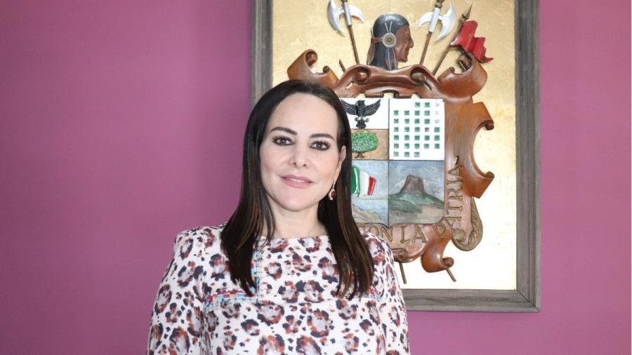 Carmen Lilia Canturosas fortalece proyecto de transformación