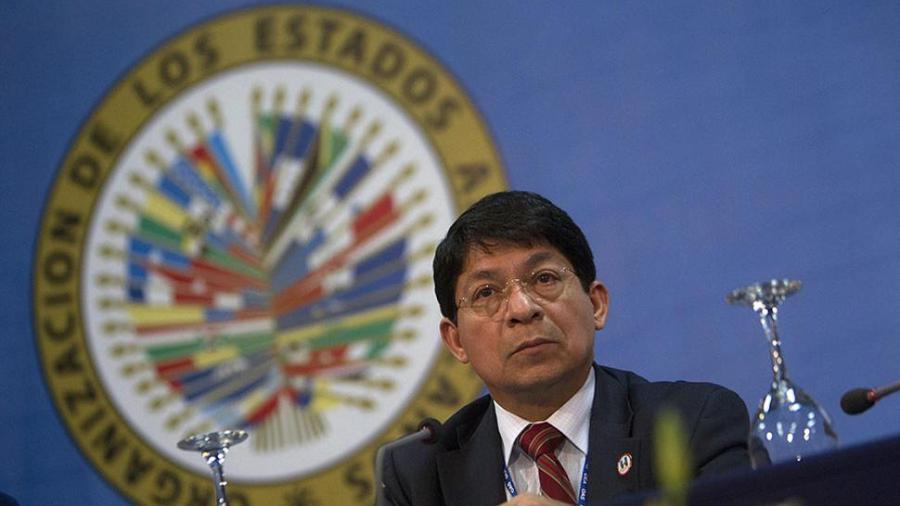 Informe de la CIDH carece de objetividad, señala Canciller de Nicaragua ante la OEA
