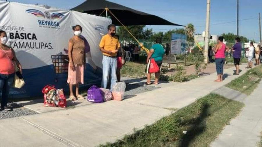 Apoya Municipio a familias con Programa Emergente de Canasta Básica