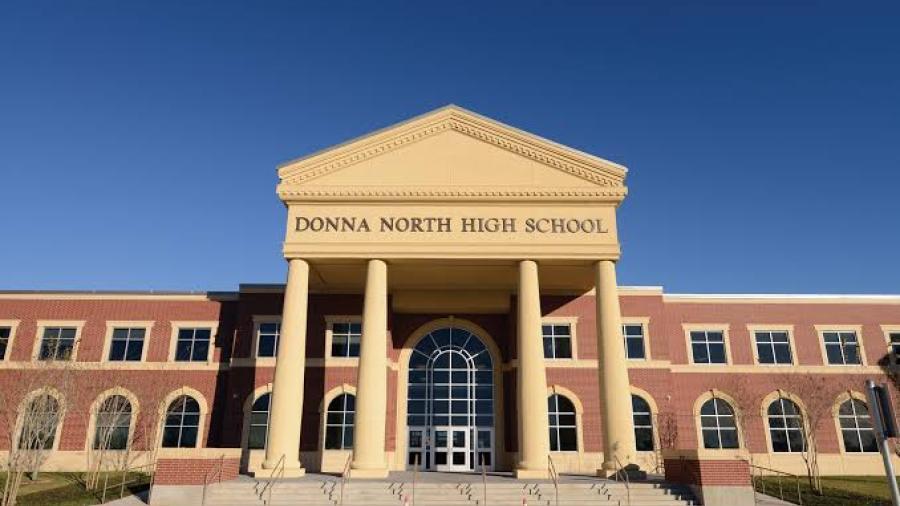 Donna ISD imparte clases a niños migrantes