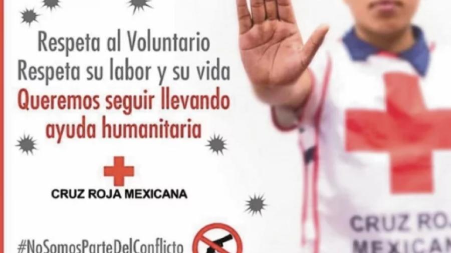 Cruz Roja tendrá escolta en Salamanca