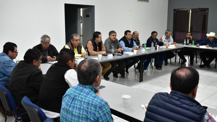 Gobierno sigue atento al fortalecimiento del Sector Agrícola