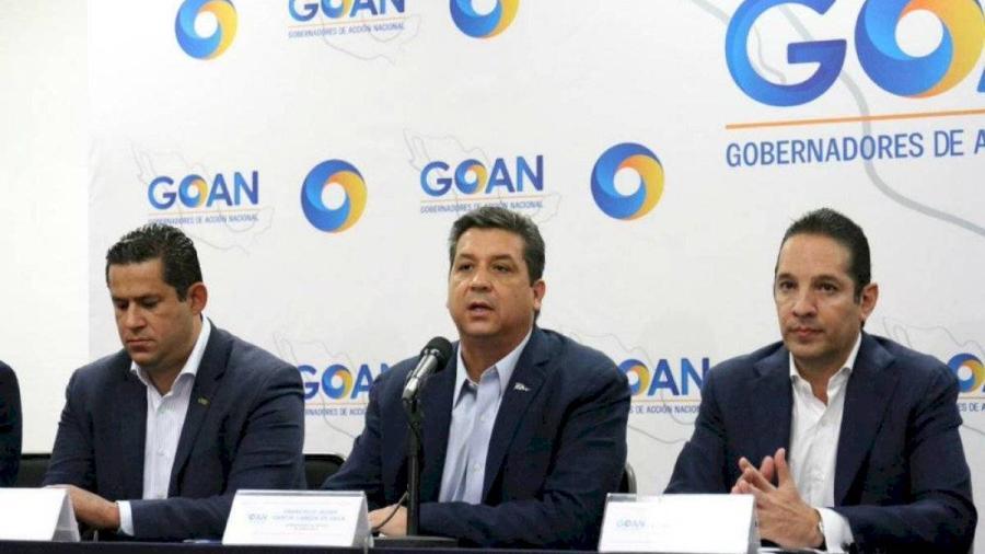 FGCV y gobernadores panistas desconocen a Piedra Ibarra como titular de la CNDH