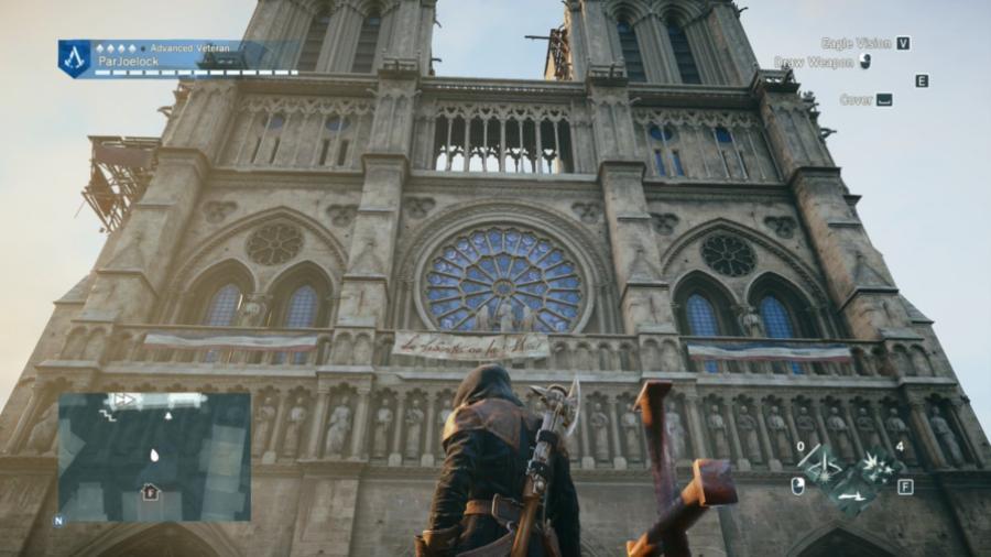 El videojuego que ayudará a reconstruir Notre Dame