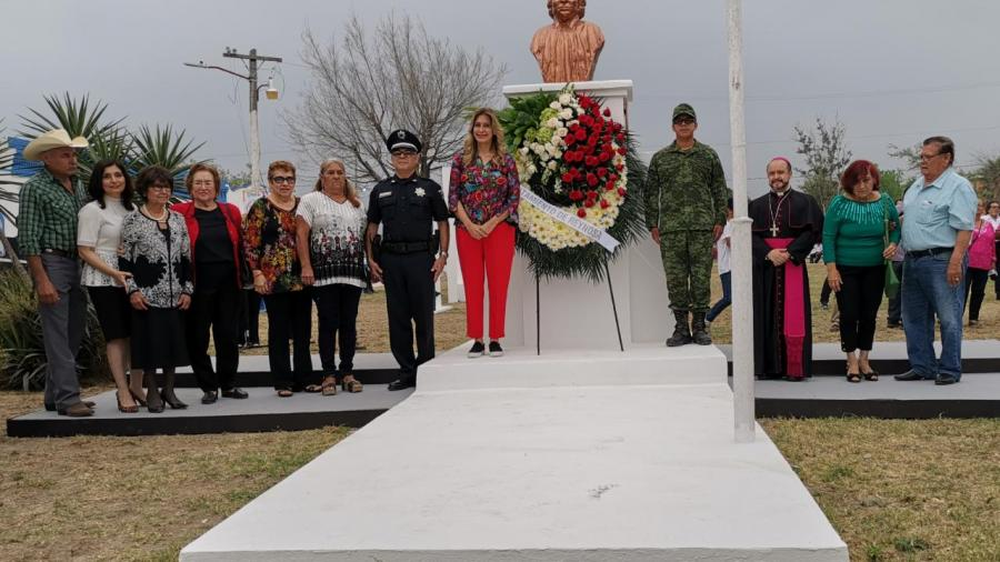 Festejan 270 Aniversario de la Fundación de Reynosa