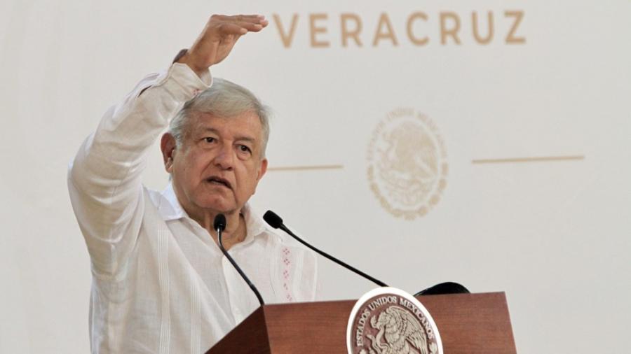 AMLO asegura que en seis meses mejorará la situación de la violencia en México