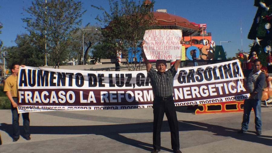Aumentos son culpa de reforma energética: Morena
