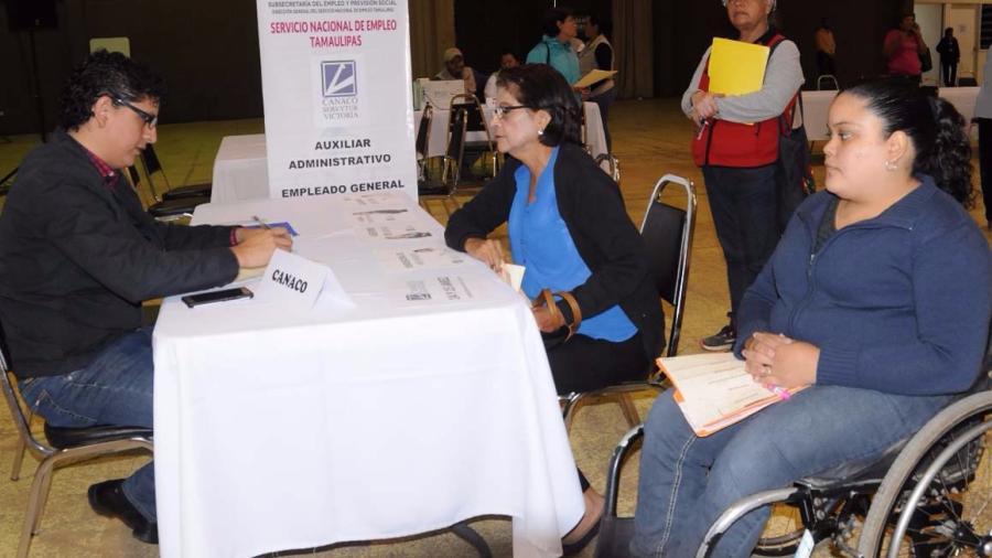 Tamaulipas genera inclusión laboral para personas con discapacidad y adultos mayores