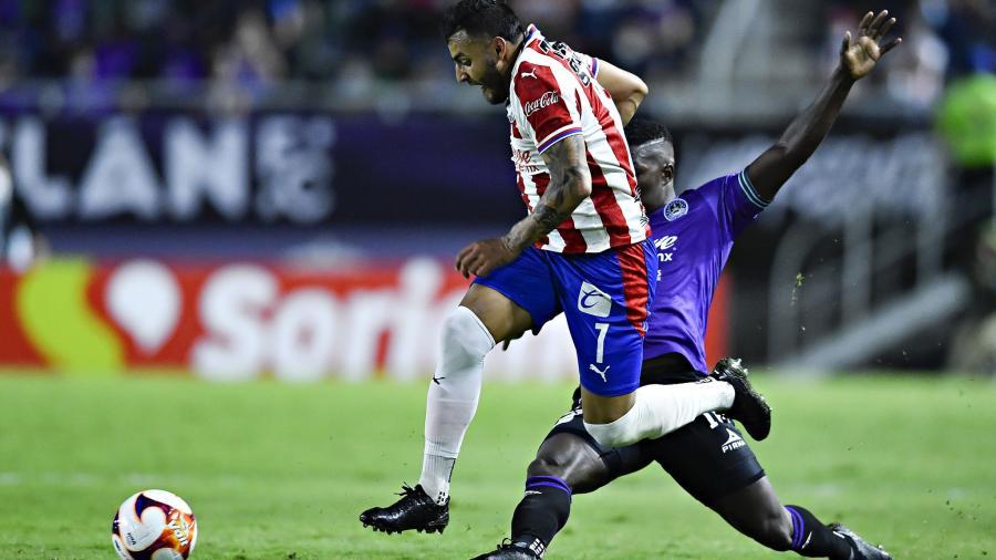 Mazatlán y Chivas reparten puntos en el Kraken