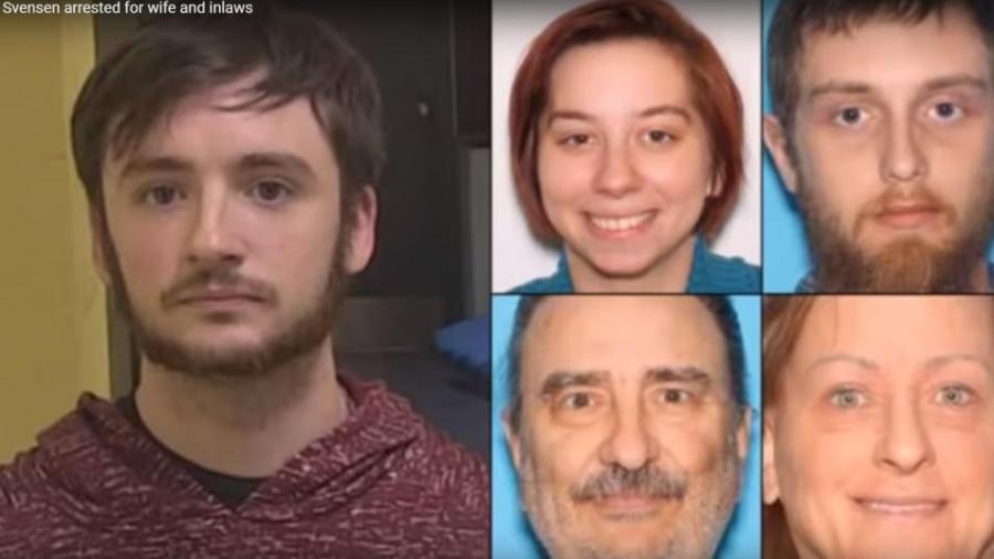 Hombre mata a su esposa, suegros y cuñado