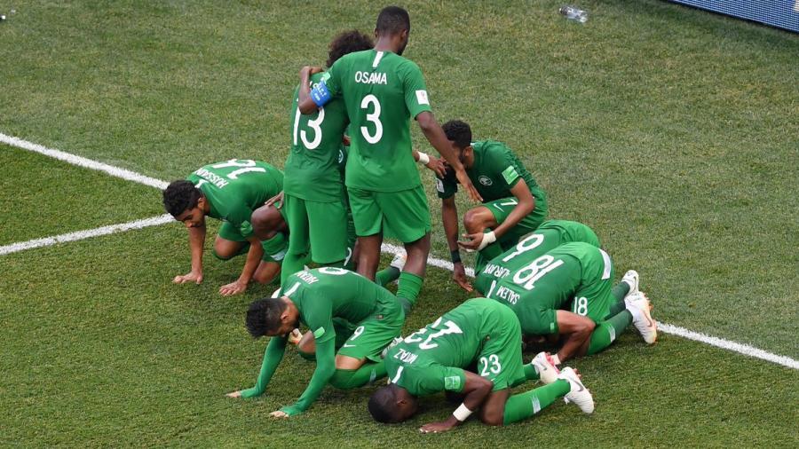 Arabia Saudita se despide de Rusia 2018 con victoria