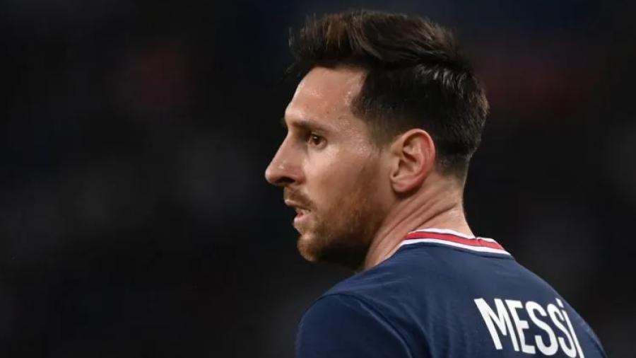 Se perderá Messi su segundo partido con el PSG