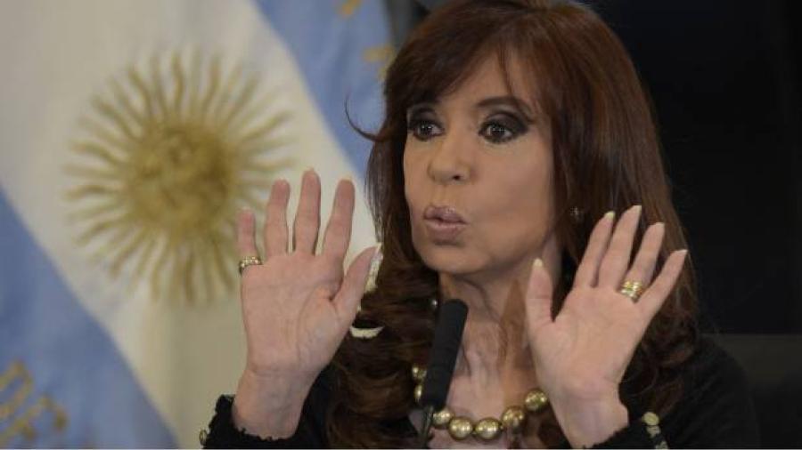 Dictan prisión preventiva a exmandataria Cristina Fernández