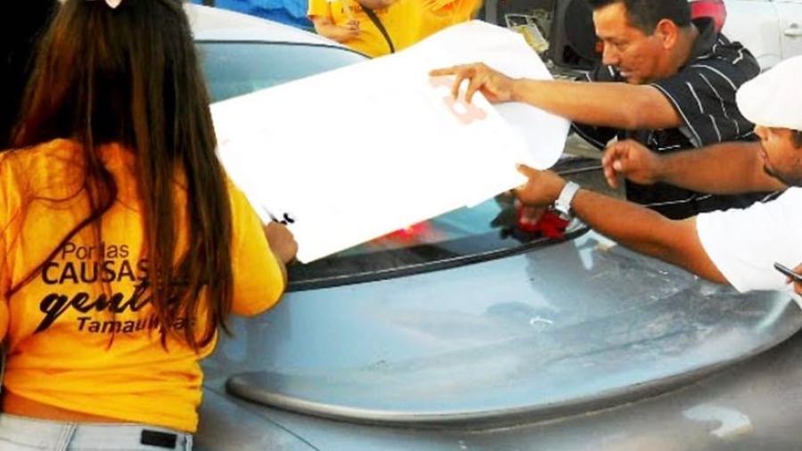 Vehículos Oficiales no deben traer propaganda de Partidos ni Candidatos