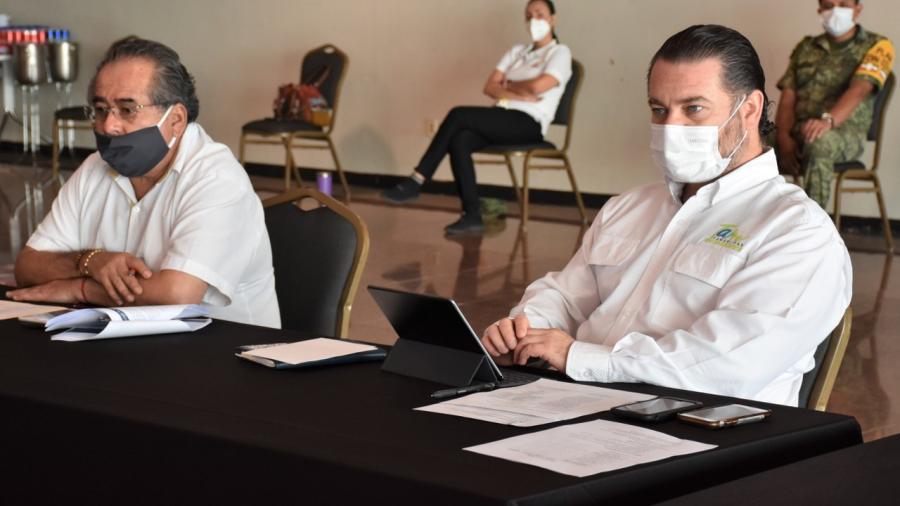 Tamaulipas fortalece acciones conjuntas ante el  Covid- 19