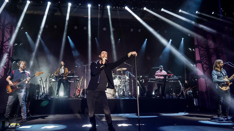 Maroon 5 comienza gira por Latinoamérica; tendrá 2 presentaciones en México