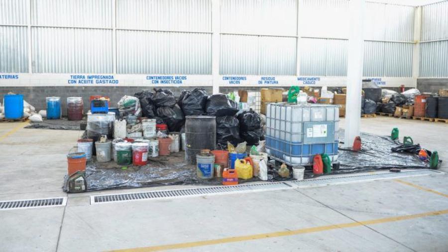 Exhortan a usar el Centro de Residuos Peligrosos en Nuevo Laredo