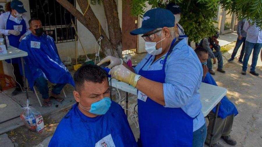 'DIF Reynosa en Tu Casa' sigue llevando beneficios a familias vulnerables hasta sus domicilios