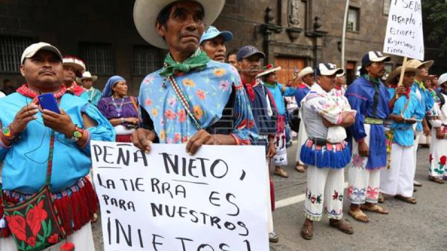 Leyes contra discriminación y violencia no incluyen a los pueblos indigenas: CNDH