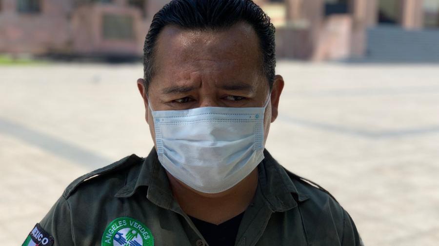 Pese a pandemia aumentan servicios de Ángeles Verdes durante periodo vacacional