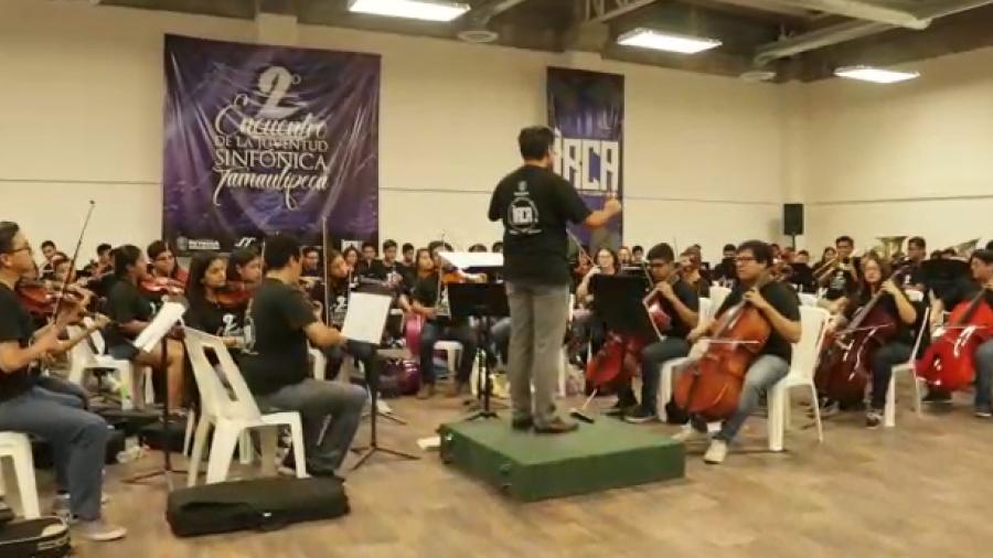 Invitan a concierto de Juventud Sinfónica Tamaulipeca