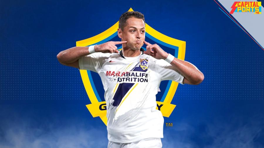 """Javier """"Chicharito"""" Hernández llegaría al LA Galaxy por 10 MDD"""