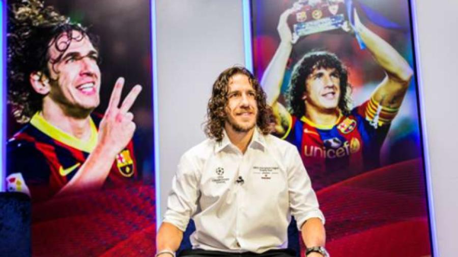 Puyol pide confiar en Barcelona pese a crisis de resultados