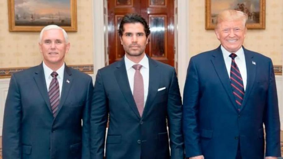 Trump elige a Verástegui para defender a la comunidad hispana