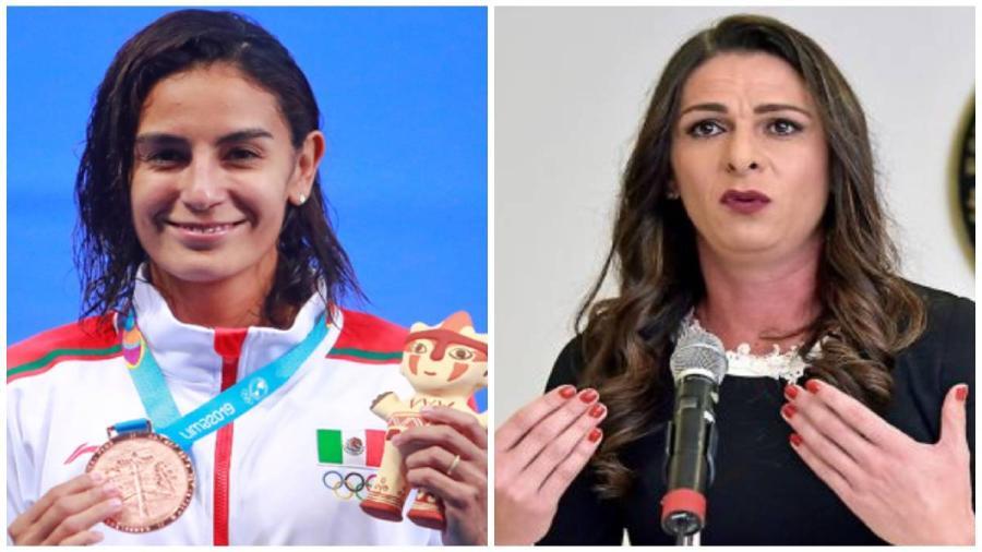 """Califica Ana Gabriela Guevara como """"lamentables"""" los comentarios de Paola Espinosa"""