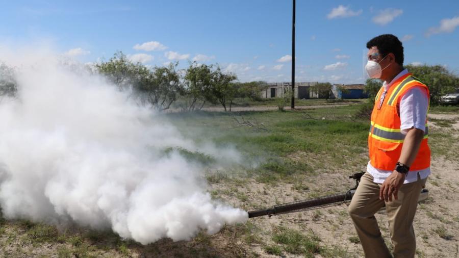 Contrataremos una avioneta para fumigar en Matamoros: Mario López