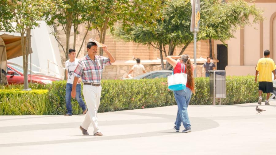 Recomienda Gobierno de Reynosa cuidarse de altas temperaturas