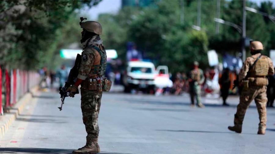 30 muertos tras atentado en evento del presidente de Afganistán