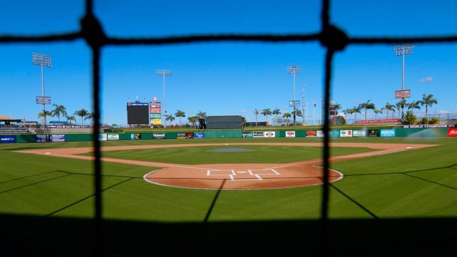 ¿Listos para la pretemporada de la MLB? Ha llegado el Spring Training