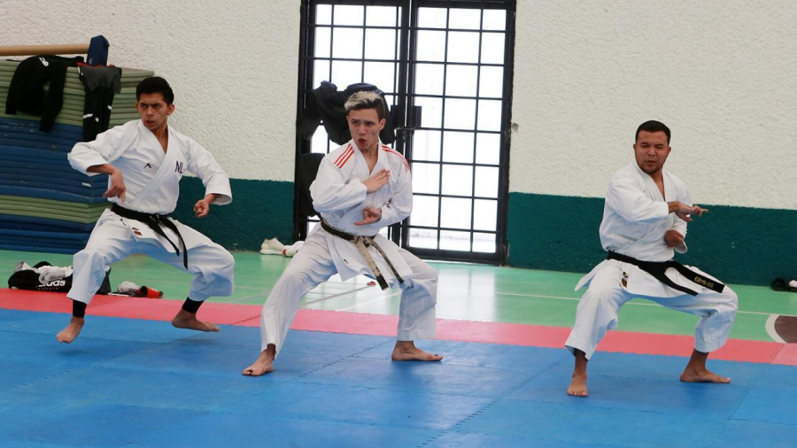 Karatecas mexicanos obtienen lugares en Juegos Panamericanos