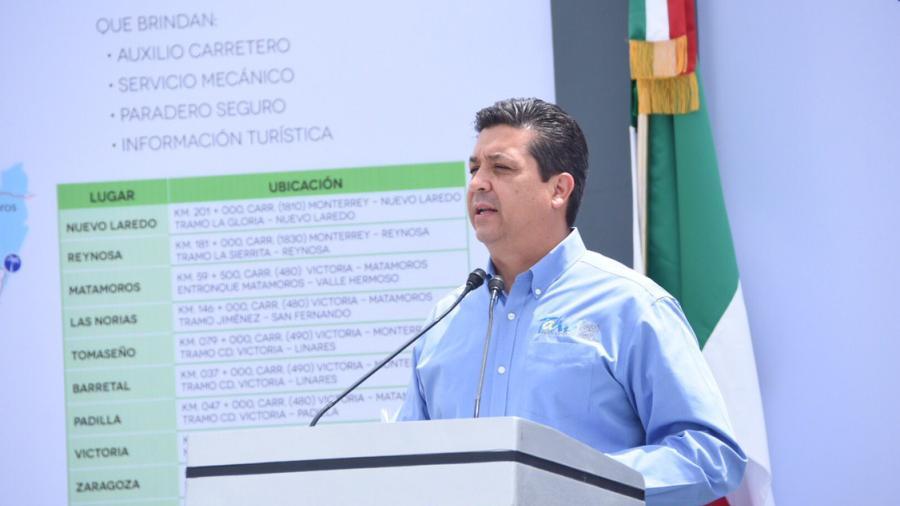 Arranca Gobernador Operativo de Seguridad y Atención Turística en la Semana Mayor 2019