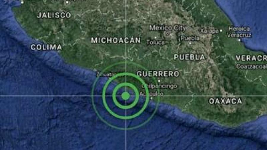 Fuerte sismo de 7.1 sacude a CDMX, Guerrero y otros estados