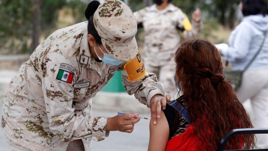 Baja California, la primera entidad en completar vacunación de todos los mayores de 18 años