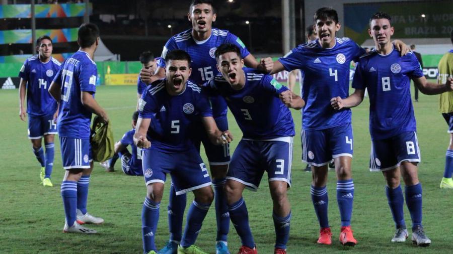 Paraguay remonta y logra pase a cuartos del Mundial Sub 17