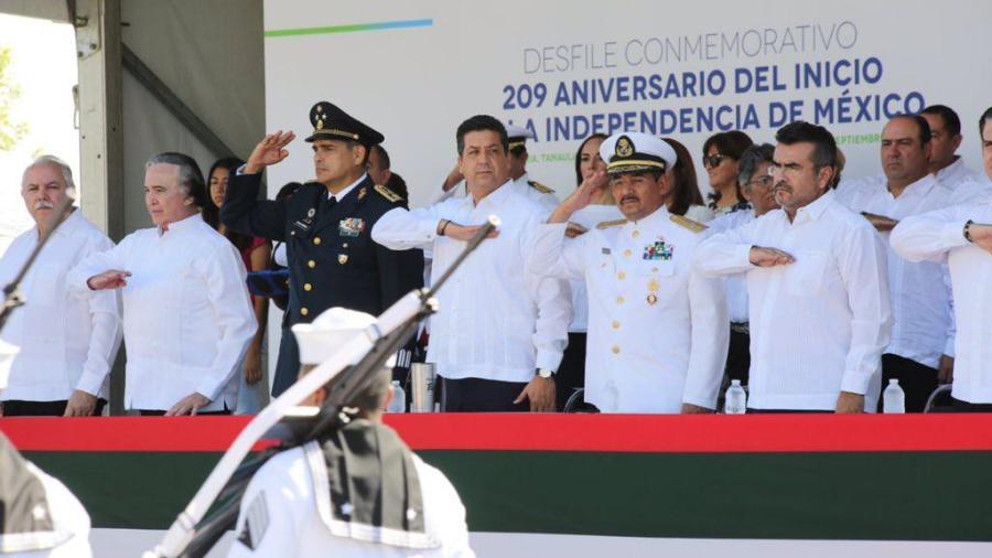 Atribuyen inseguridad de San Fernando a grupos delictivos de Nuevo León