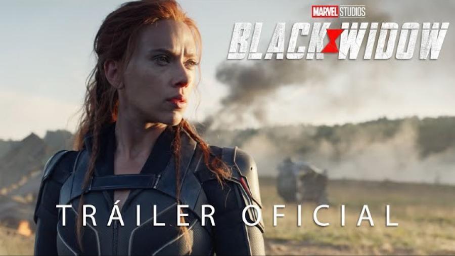 """Marvel lanza tráiler de """"Black Widow"""""""
