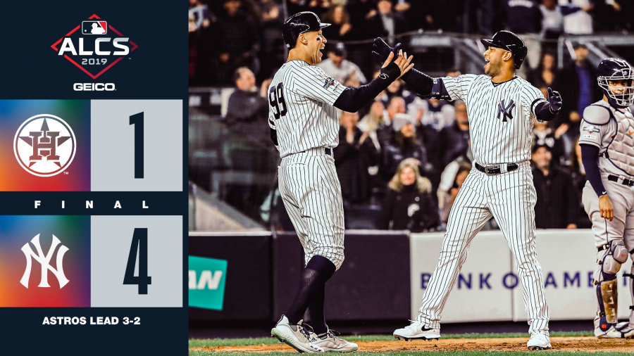 Yankees aún con vida