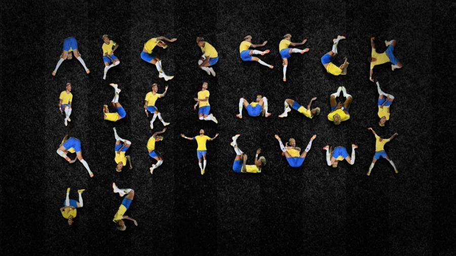 ¡Adiós Arial 12! Llega la tipografía de Neymar